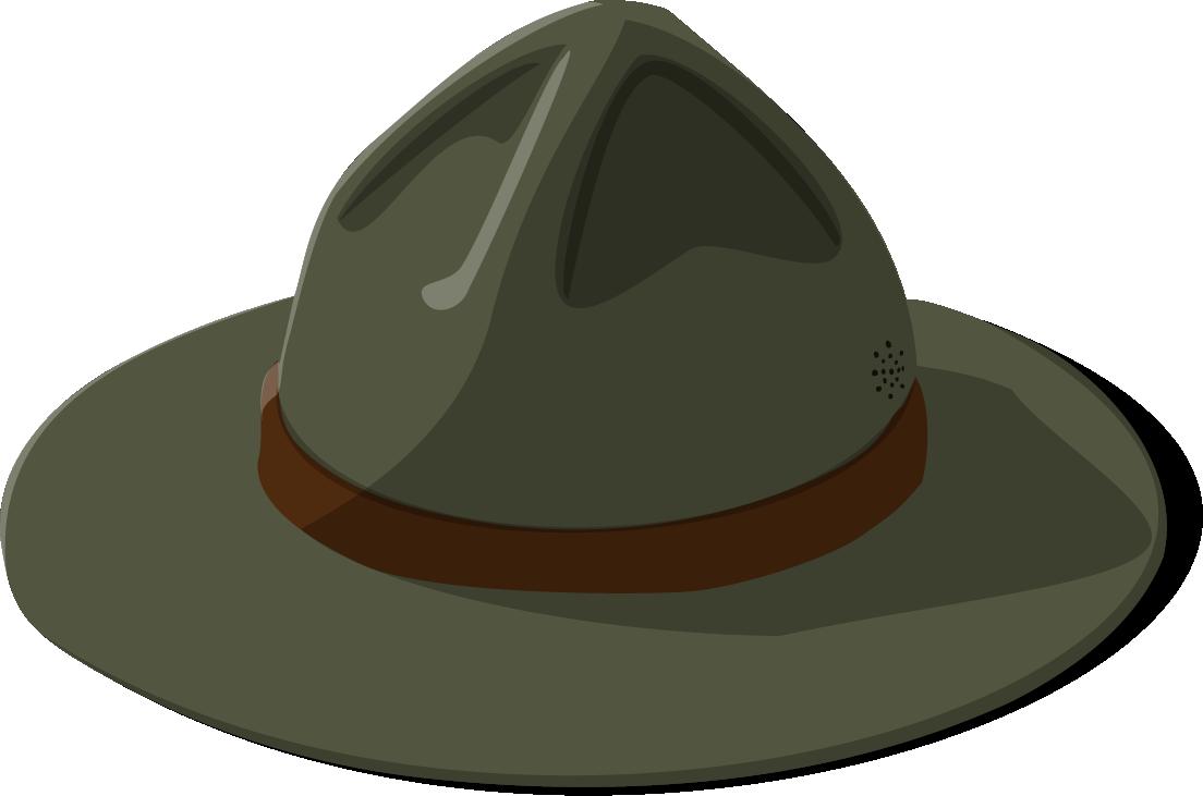 Pfadfinderhut